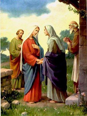 Santa Izabel e S. Zacarias