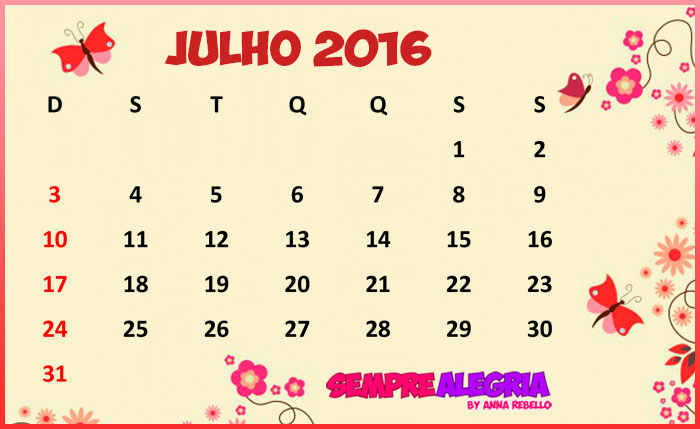 calendario-julho-2016